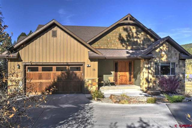 35 Legends Drive, Durango, CO 81301 (MLS #775951) :: The Dawn Howe Group   Keller Williams Colorado West Realty