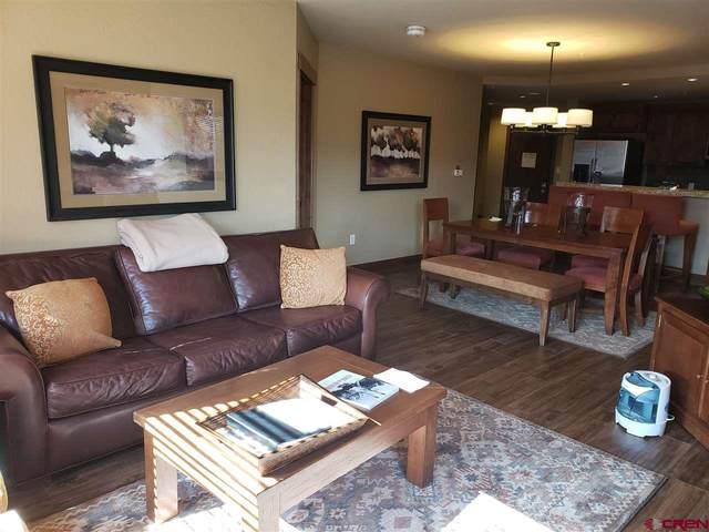 24 Sheol Street 103 C, Durango, CO 81301 (MLS #775963) :: The Dawn Howe Group   Keller Williams Colorado West Realty