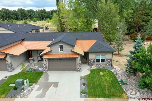 Lot 16 Oregon Street, Montrose, CO 81401 (MLS #775987) :: The Dawn Howe Group   Keller Williams Colorado West Realty