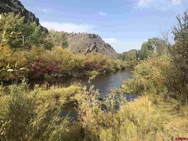 96 Tomichi Creek Loop, Gunnison, CO 81230 (MLS #776018) :: The Howe Group | Keller Williams Colorado West Realty