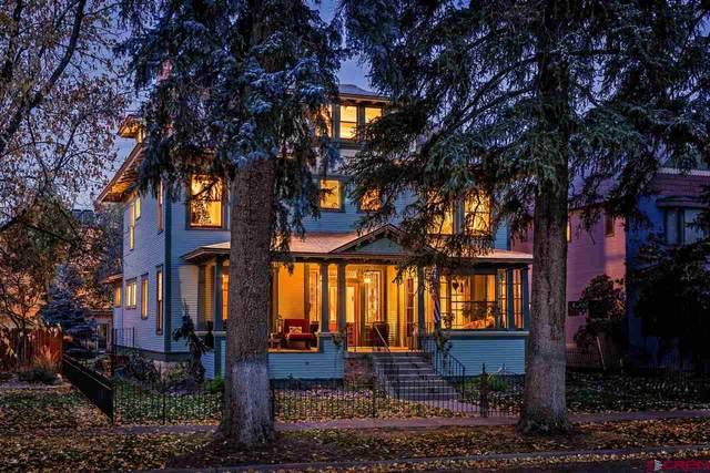 1017 E 3rd Avenue, Durango, CO 81301 (MLS #776027) :: The Dawn Howe Group   Keller Williams Colorado West Realty