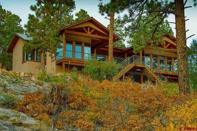 500 Sagebrush Trail, Durango, CO 81301 (MLS #776044) :: Durango Mountain Realty