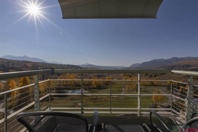 136 Country Club #432, Mountain Village, CO 81435 (MLS #776075) :: The Dawn Howe Group   Keller Williams Colorado West Realty