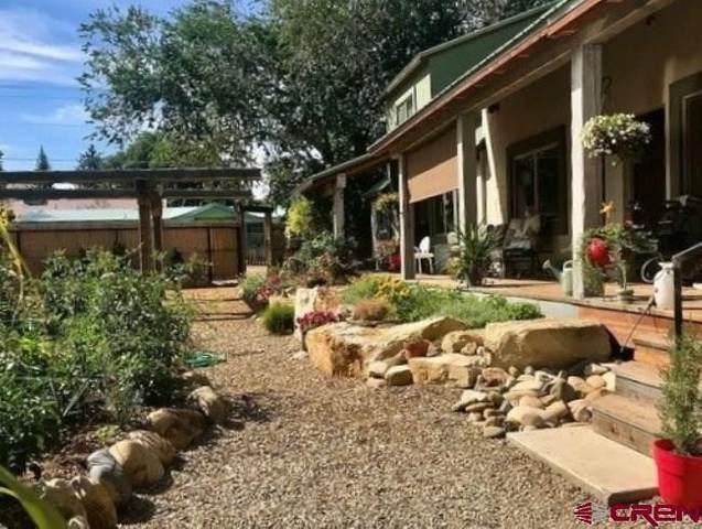 150 E 1st Street, Mancos, CO 81328 (MLS #776080) :: The Dawn Howe Group | Keller Williams Colorado West Realty