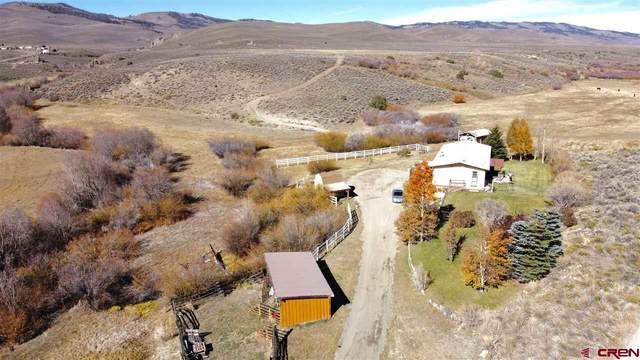 3691 County Road 17, Gunnison, CO 81230 (MLS #776088) :: The Dawn Howe Group | Keller Williams Colorado West Realty