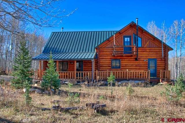 8614 Cr 41 Road, Dolores, CO 81320 (MLS #776092) :: The Dawn Howe Group | Keller Williams Colorado West Realty