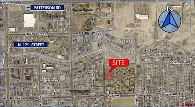 2204 N 17th Street, Grand Junction, CO 81501 (MLS #776155) :: The Dawn Howe Group   Keller Williams Colorado West Realty