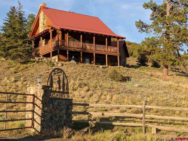 170 Brave Ct, Chromo, CO 81128 (MLS #776224) :: The Dawn Howe Group | Keller Williams Colorado West Realty