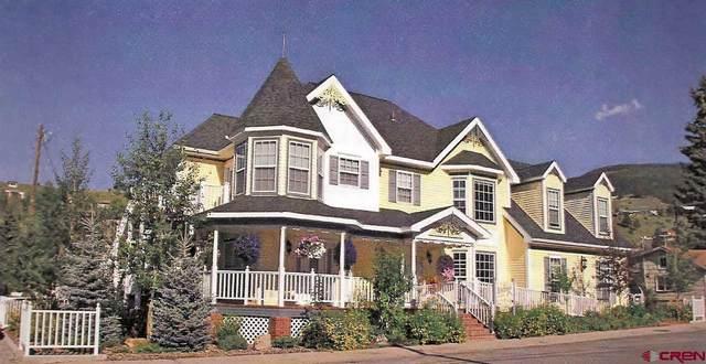 493 S Main Street, Creede, CO 81130 (MLS #776236) :: The Howe Group | Keller Williams Colorado West Realty