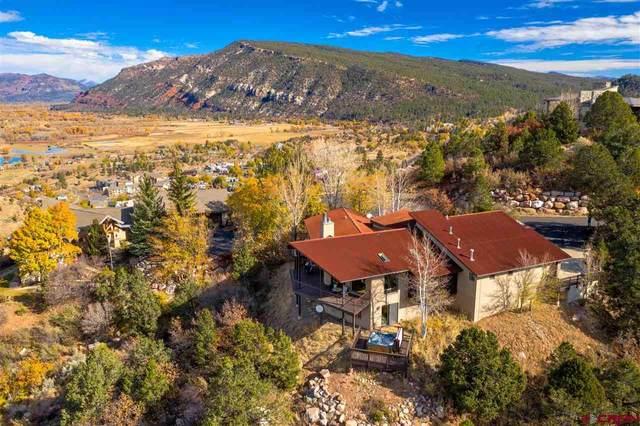 357 Valle Vista Way, Durango, CO 81301 (MLS #776239) :: Durango Mountain Realty