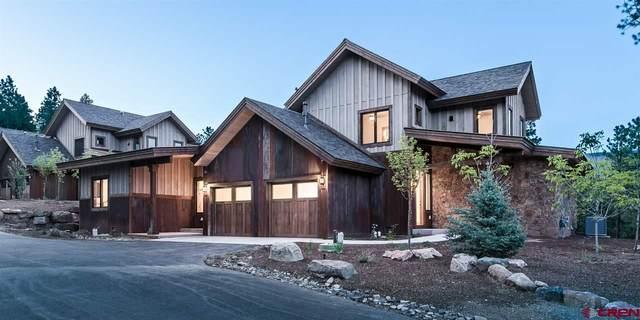 87 Glacier Club Trail #1, Durango, CO 81301 (MLS #776259) :: Durango Mountain Realty