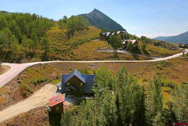 41 Cinnamon Mountain Road, Mt. Crested Butte, CO 81225 (MLS #776269) :: The Dawn Howe Group   Keller Williams Colorado West Realty