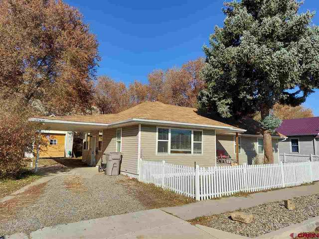 154 E Orchard Street, Hotchkiss, CO 81419 (MLS #776274) :: The Dawn Howe Group | Keller Williams Colorado West Realty