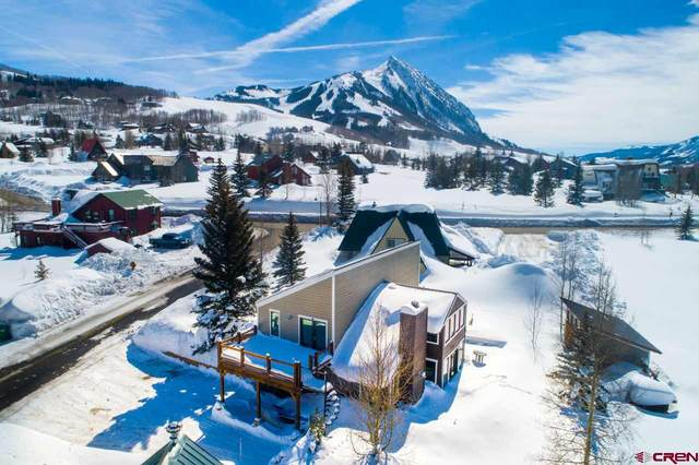 64 Paradise Road, Mt. Crested Butte, CO 81224 (MLS #776279) :: The Dawn Howe Group   Keller Williams Colorado West Realty