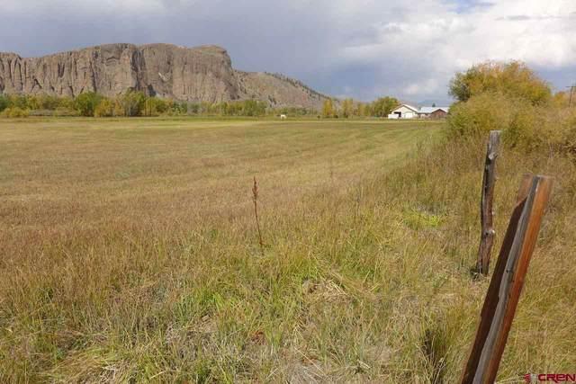 TBD W Denver Avenue, Gunnison, CO 81230 (MLS #776291) :: The Dawn Howe Group | Keller Williams Colorado West Realty