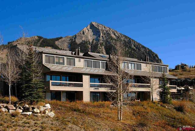 11 Hunter Hill Road #306, Mt. Crested Butte, CO 81225 (MLS #776299) :: The Dawn Howe Group | Keller Williams Colorado West Realty