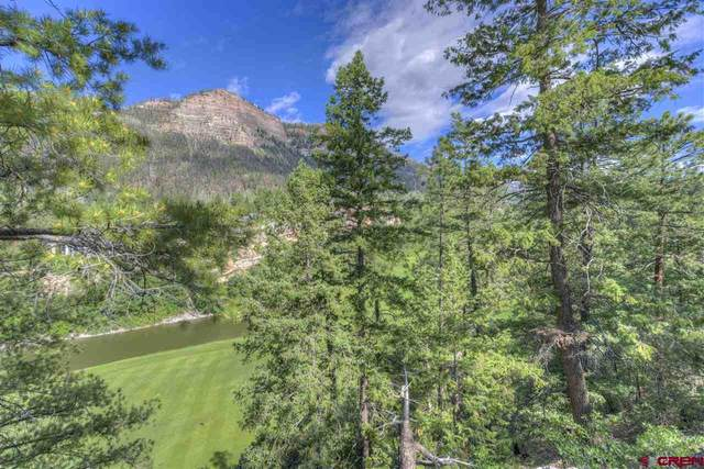 304 Glacier Ciff Drive, Durango, CO 81301 (MLS #776310) :: Durango Mountain Realty
