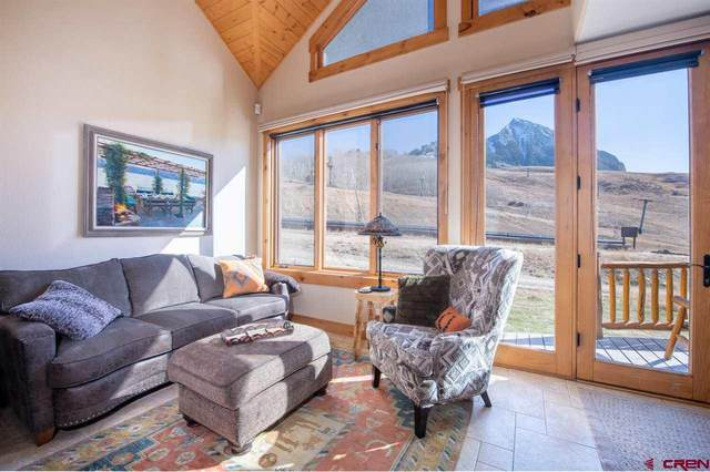 16 Snowmass Road #4, Mt. Crested Butte, CO 81225 (MLS #776345) :: The Dawn Howe Group | Keller Williams Colorado West Realty