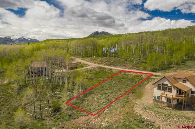 246 Anderson Drive, Crested Butte, CO 81224 (MLS #776370) :: The Dawn Howe Group | Keller Williams Colorado West Realty