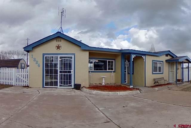 1324 Mesa Verde Street, Cortez, CO 81321 (MLS #776377) :: The Dawn Howe Group | Keller Williams Colorado West Realty