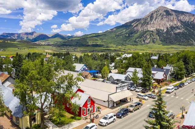327 Elk Avenue, Crested Butte, CO 81224 (MLS #776400) :: The Dawn Howe Group | Keller Williams Colorado West Realty