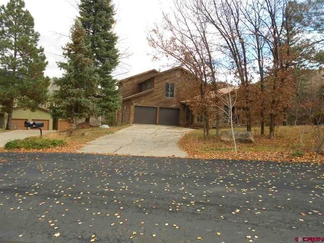 411 Timberline Drive, Durango, CO 81301 (MLS #776468) :: Durango Mountain Realty