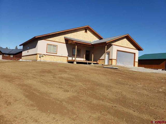10 Arrow Court, Pagosa Springs, CO 81147 (MLS #776492) :: The Dawn Howe Group | Keller Williams Colorado West Realty