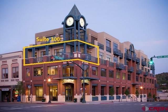 1099 Main Avenue #300, Durango, CO 81301 (MLS #776507) :: The Dawn Howe Group | Keller Williams Colorado West Realty
