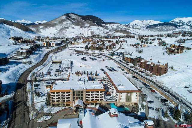 6 Emmons Road #307, Mt. Crested Butte, CO 81225 (MLS #776509) :: The Dawn Howe Group | Keller Williams Colorado West Realty