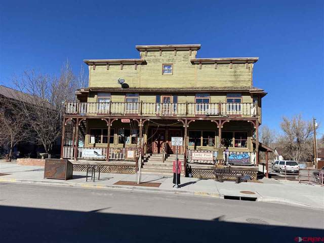 609 & 609 1/2 Clinton Street, Ridgway, CO 81432 (MLS #776541) :: The Dawn Howe Group | Keller Williams Colorado West Realty