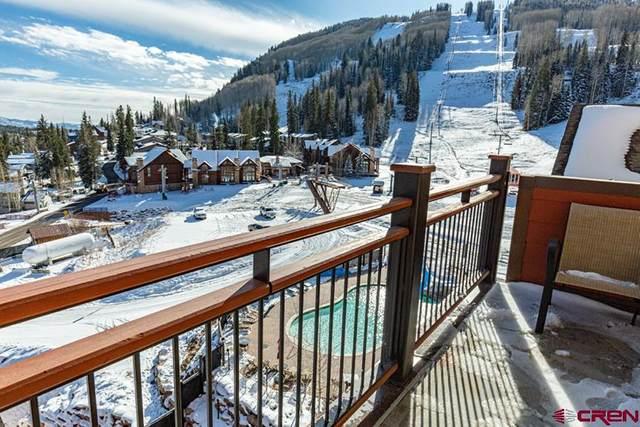 24 Sheol Street #505, Durango, CO 81301 (MLS #776569) :: Durango Mountain Realty