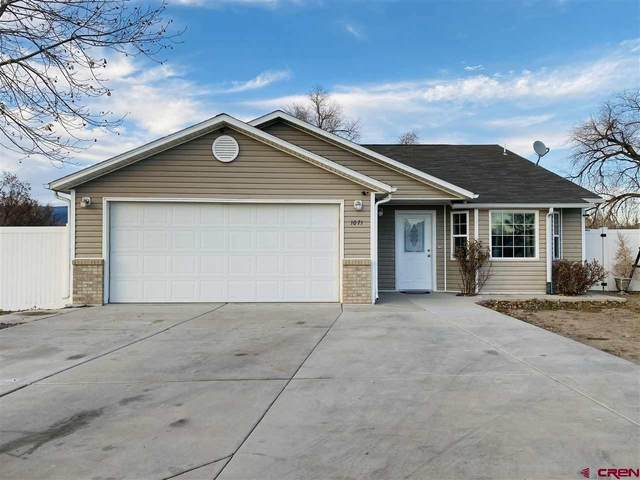 1071 6th Street, Delta, CO 81416 (MLS #776574) :: The Dawn Howe Group | Keller Williams Colorado West Realty