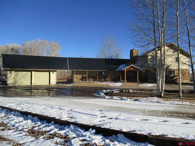 710 Sierra Vista Way, Gunnison, CO 81230 (MLS #776591) :: The Dawn Howe Group | Keller Williams Colorado West Realty