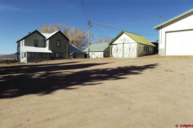 64103 Highway 50, Gunnison, CO 81230 (MLS #776596) :: The Dawn Howe Group | Keller Williams Colorado West Realty