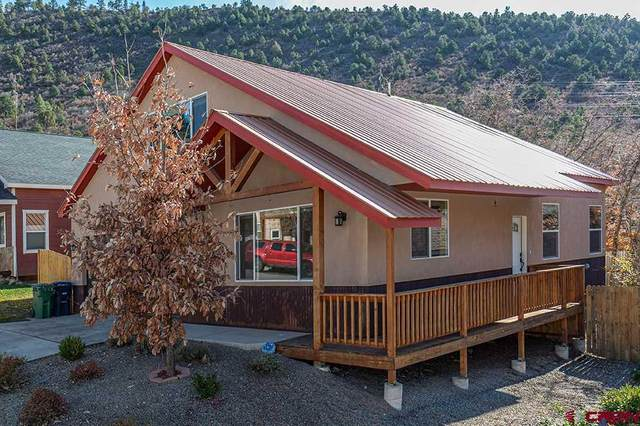 24 Cedar Ridge Way, Durango, CO 81301 (MLS #776708) :: The Dawn Howe Group | Keller Williams Colorado West Realty