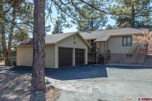 40 Aspen Court, Durango, CO 81301 (MLS #776748) :: The Dawn Howe Group | Keller Williams Colorado West Realty