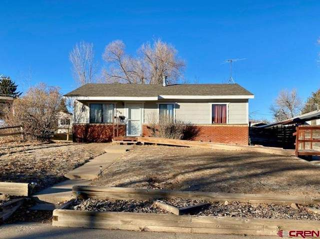 730 E 4th, Cortez, CO 81321 (MLS #776888) :: The Dawn Howe Group | Keller Williams Colorado West Realty