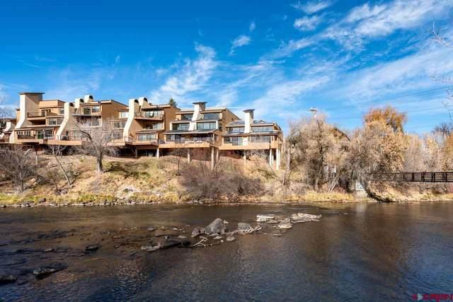 399 W Park Avenue A-1, Durango, CO 81301 (MLS #776903) :: Durango Mountain Realty