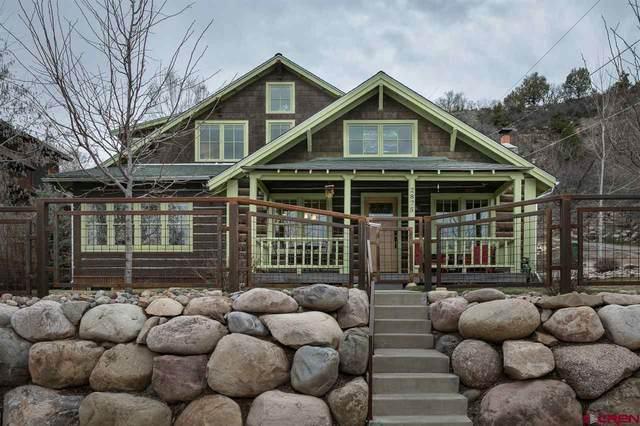 2875 W 3rd Avenue, Durango, CO 81301 (MLS #776916) :: The Dawn Howe Group | Keller Williams Colorado West Realty