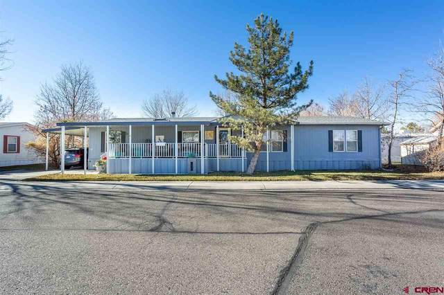 435 32 Road #307, Clifton, CO 81520 (MLS #776934) :: The Dawn Howe Group | Keller Williams Colorado West Realty