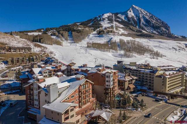 620 Gothic Road #601, Mt. Crested Butte, CO 81225 (MLS #776960) :: The Dawn Howe Group | Keller Williams Colorado West Realty