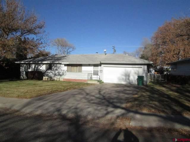 5 Aspen Street, Montrose, CO 81401 (MLS #776984) :: The Dawn Howe Group   Keller Williams Colorado West Realty