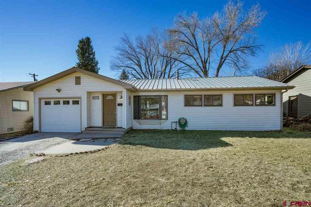 2509 Columbine Drive, Durango, CO 81301 (MLS #777010) :: The Dawn Howe Group | Keller Williams Colorado West Realty