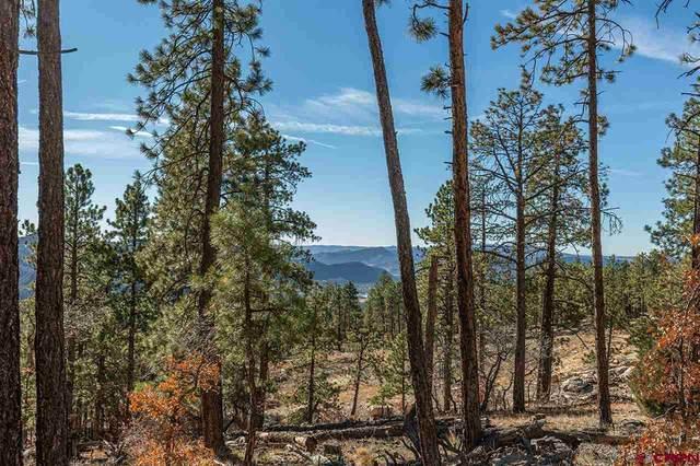 2393 Durango Cliffs, Durango, CO 81301 (MLS #777018) :: The Dawn Howe Group | Keller Williams Colorado West Realty