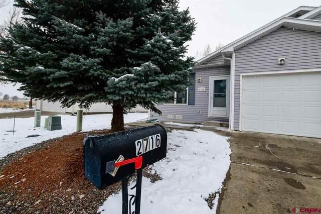 2716 Abrams Avenue, Montrose, CO 81401 (MLS #777063) :: The Dawn Howe Group   Keller Williams Colorado West Realty