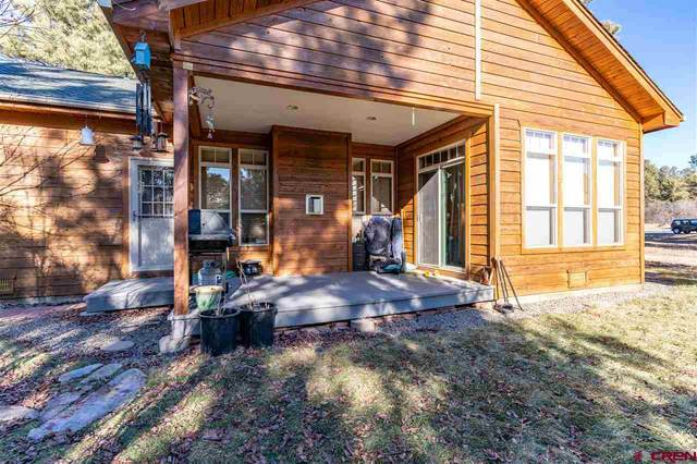 1771 Lake Forest Circle, Pagosa Springs, CO 81147 (MLS #777075) :: The Dawn Howe Group | Keller Williams Colorado West Realty