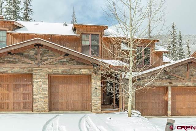 70 Limestone Court Black Bear Town, Durango, CO 81301 (MLS #777083) :: Durango Mountain Realty