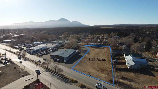 313 S Broadway, Cortez, CO 81321 (MLS #777109) :: The Howe Group | Keller Williams Colorado West Realty