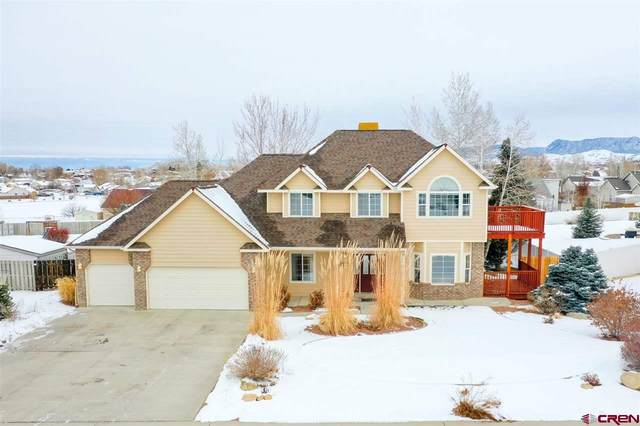 3106 Silver Fox Drive, Montrose, CO 81401 (MLS #777121) :: The Dawn Howe Group   Keller Williams Colorado West Realty