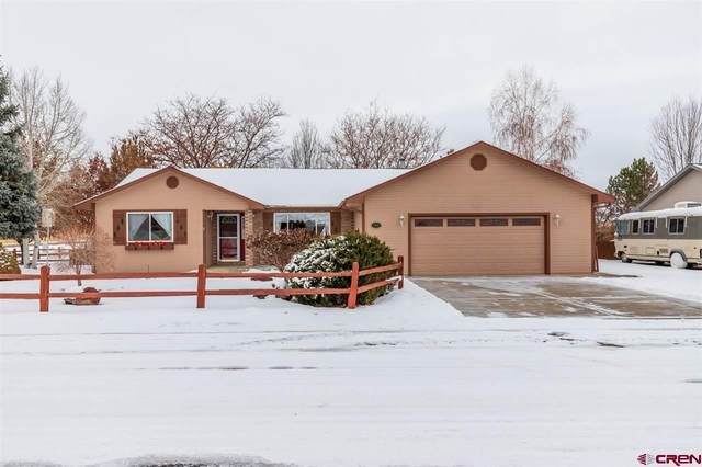 600 Heather Lane, Montrose, CO 81401 (MLS #777137) :: The Dawn Howe Group | Keller Williams Colorado West Realty